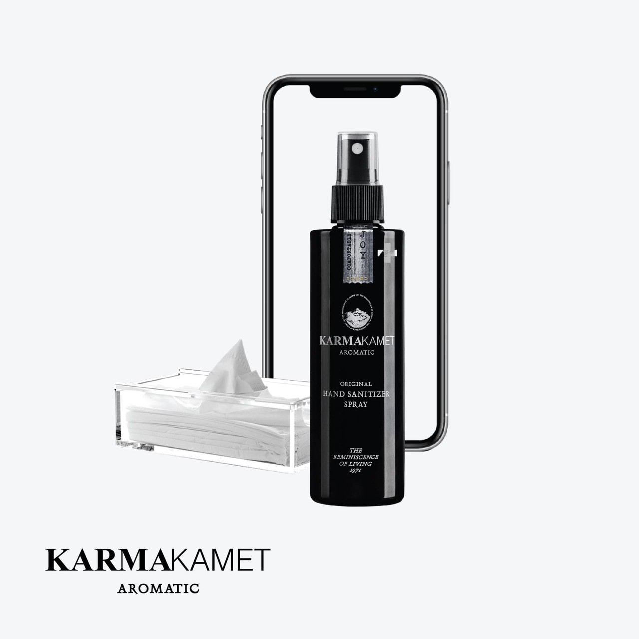 Karmakamet Original Hand Sanitizer Spray สเปรย์ฆ่าเชื้อโรค