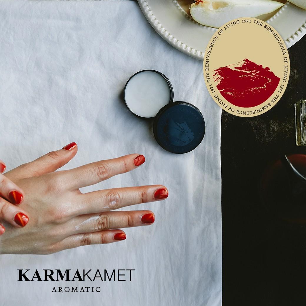 Karmakamet Hand and Nail Balm ขี้ผึ้งบำรุงผิวมือและเล็บ