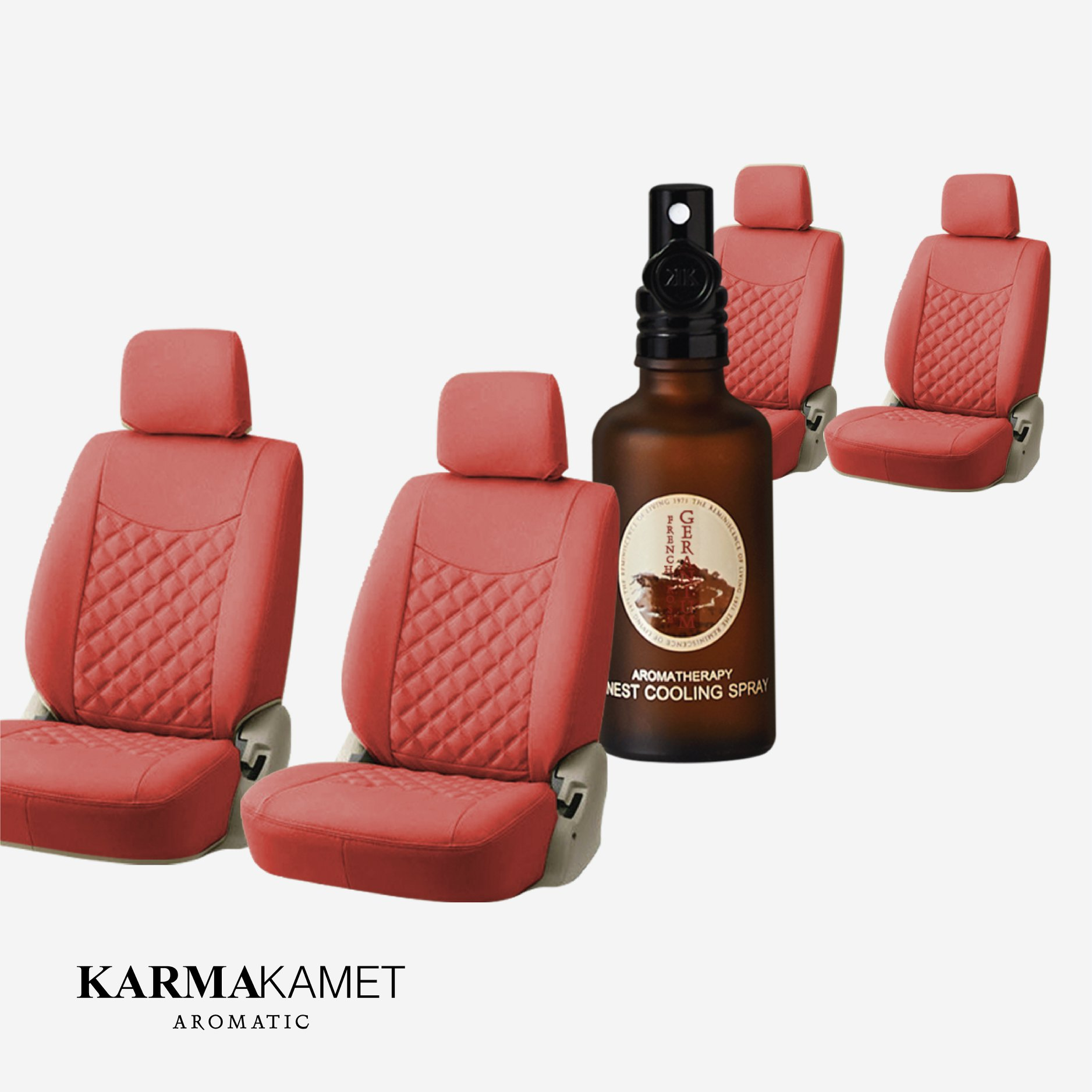 Aromatherapy Finest Cooling Spray