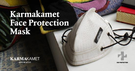 Karmakamet Face Protection Mask